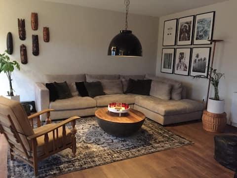 Bungalow met 2 slaapkamers in het mooie Drenthe