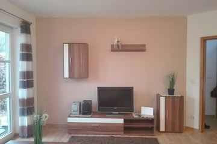 2-Zimmer Wohnung mit Garten
