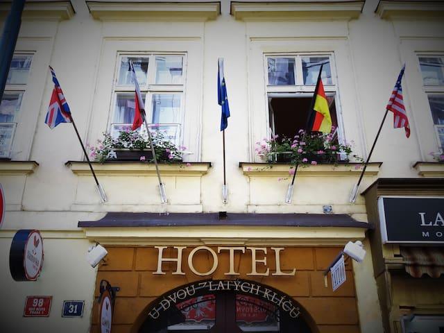 Skvělá poloha v centru Prahy