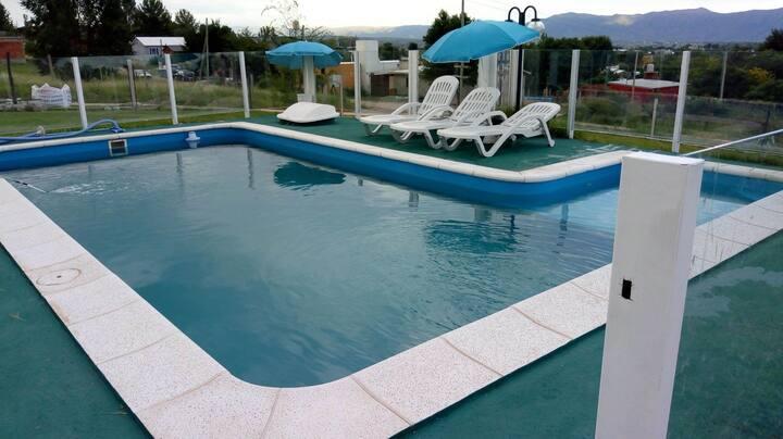 Complejo Familiar Santa Cruz del Lago, espacio 2