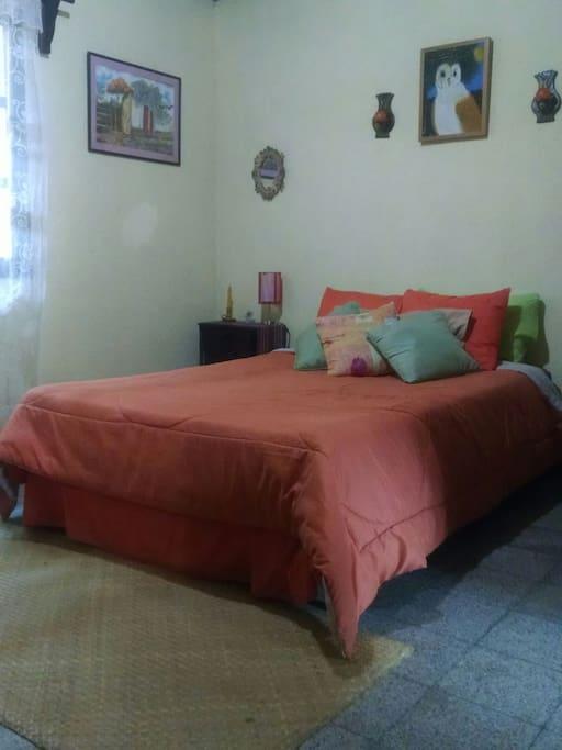 Comfortable bedroom!!