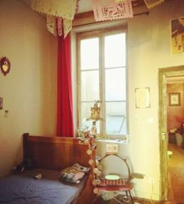 Tage d 39 un charmant triplex atypique appartements for Appartement atypique metz