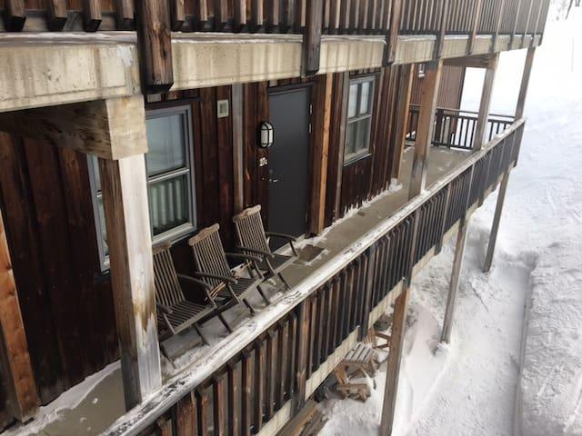 Leilighet på Kikut, Geilo, tilknyttet alpinanlegg