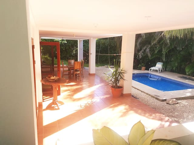 Apartment near to Pelada n Guiones beaches