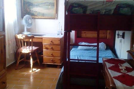 Sliema Centre - Room in a Large Bungalow - 塔斯-斯利馬