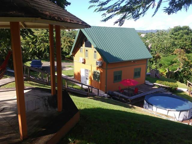 Casa Campo Obymar