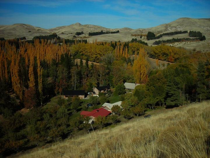 El Casco de Dona Ana - Estancia Junin de los Andes