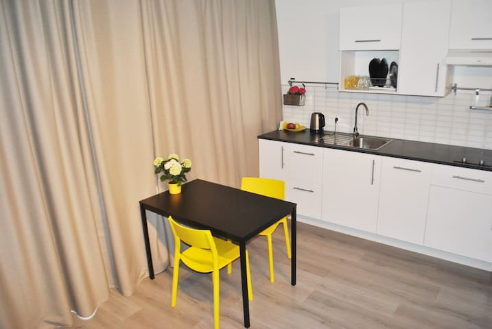 New apartment near Prague airport