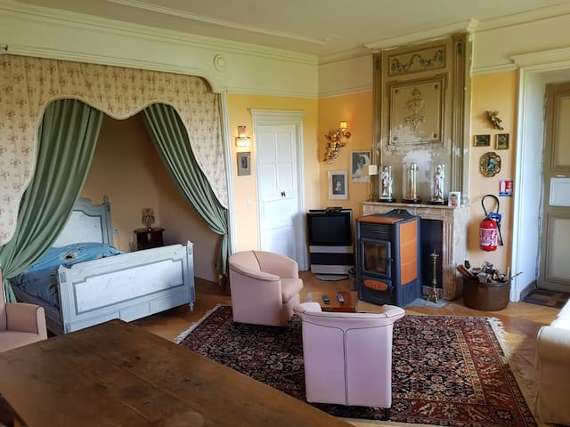 Domaine Le Baron Chambre d'hote La Baronne