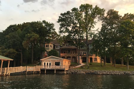 Lake Apartment with Beautiful Lake Norman Views