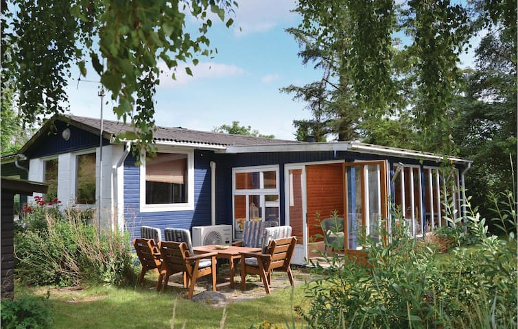 Holiday cottage with 1 bedroom on 60m² in Kirke Hyllinge