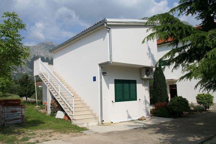 Studio flat with terrace Zaostrog, Makarska (AS-2663-a) - Zaostrog - Lainnya