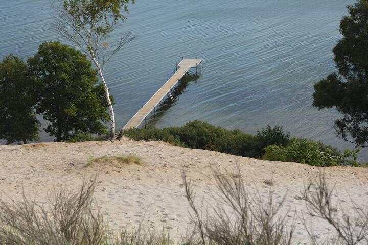 Nouveau Cottage 100 m. plage proximité de Legoland