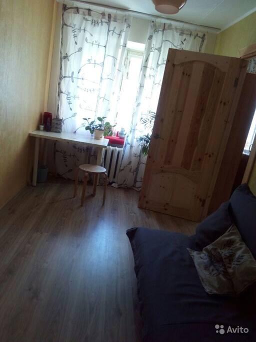 Спальня (bedroom 1)
