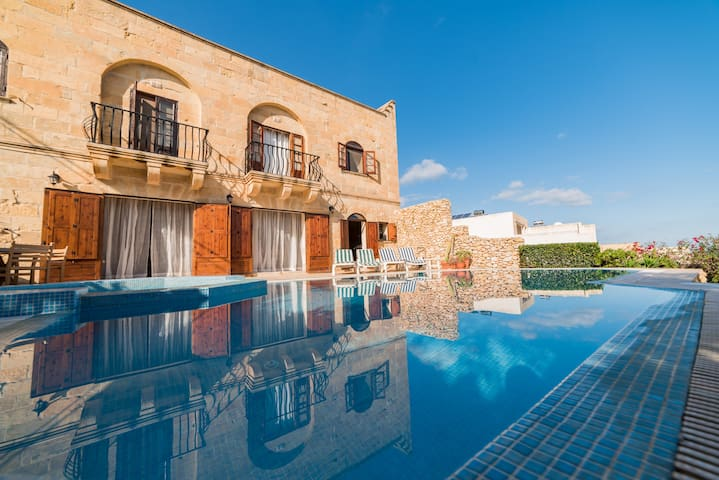 Xaghra House, Gozo - Ix-Xagħra - Huis