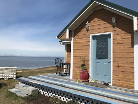 Tengerpart! A Cottage a Cohoe Fish Camp