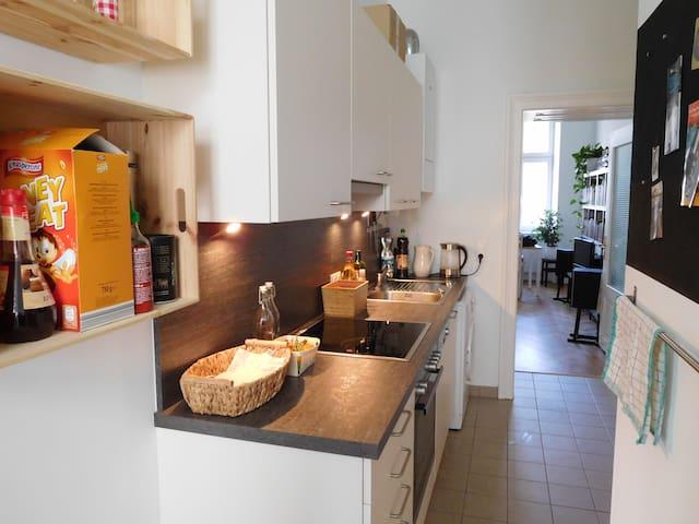 Comfy Apartment in Quiet Neighbourhood - Wien - Apartment
