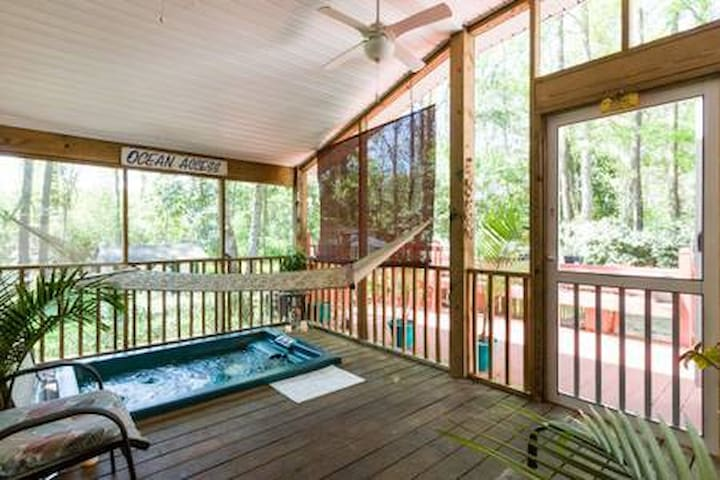 The Sunroom - Queen 1 BR - The Heart of Wilmington