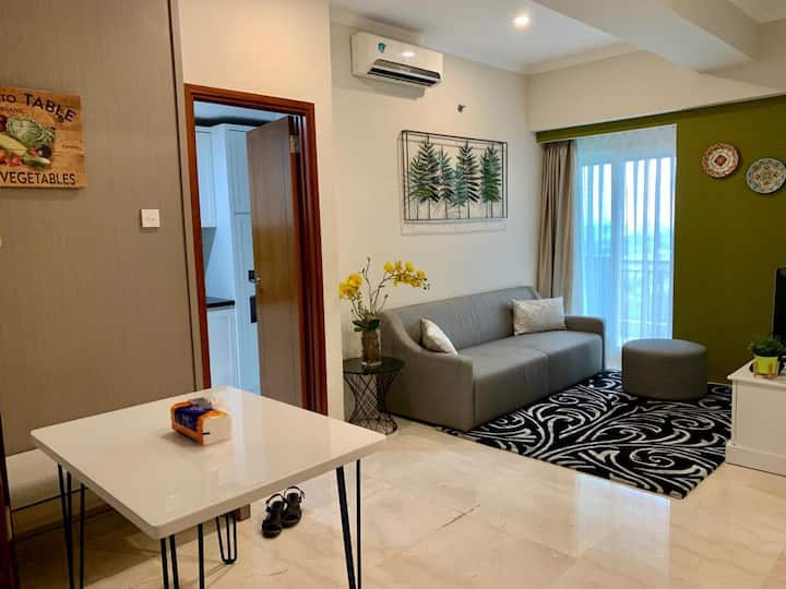 Apartemen Poins Square, Lebak Bulus, 2 Bedrooms