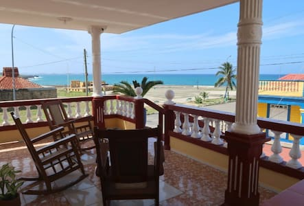 Villa Esmeralda Our 240º Amazing Oceanview Apt # 2