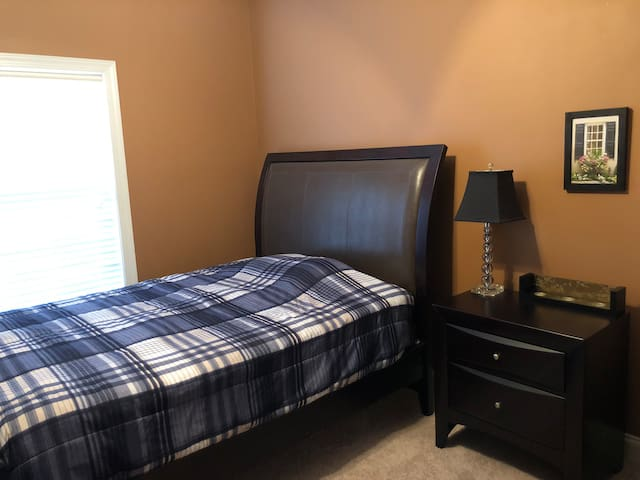 Clean, affordable space near airport and AFB!