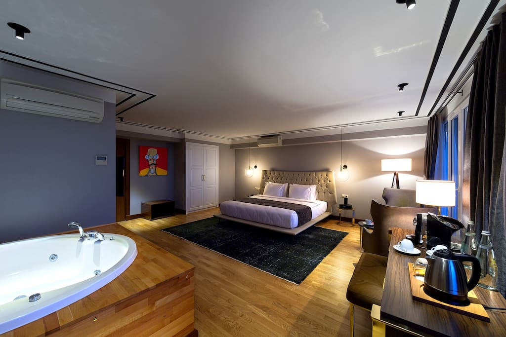 Whole Room With King Size bed