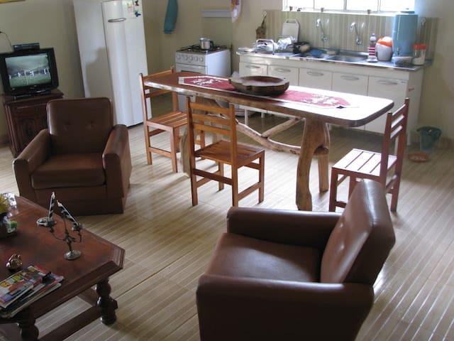 Casa do Lago - São José do Barreiro - Casa