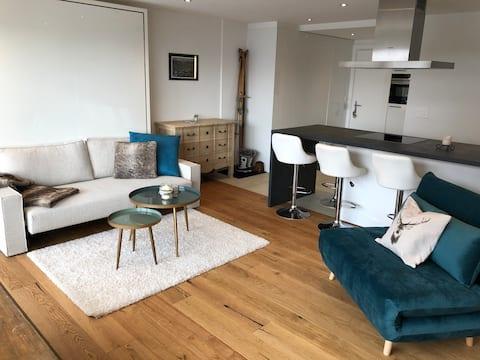 Magnifique appartement (studio) Haute-Nendaz