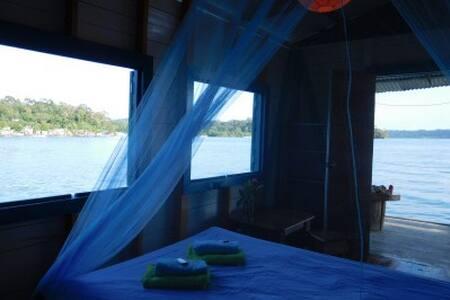 Kali's Casa over the Sea #2 - Isla Bastimentos