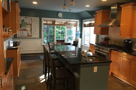 Great House in Maplewood, 18 Miles from NYC! - Maplewood - Ev