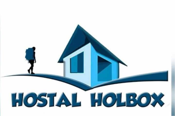 Hostal Holbox, un lugar para quedarse.!!!