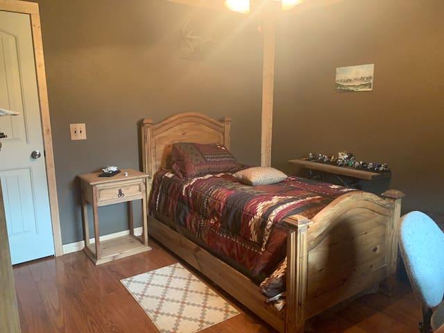 Cozy Rustic Room