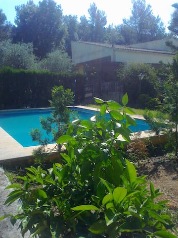 In Villa Nostra lovely ap. to let