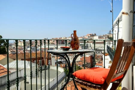 Great view in Central Lisbon - Lisboa