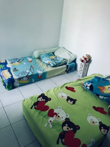 Private room in apartment · Tanjung Tokong