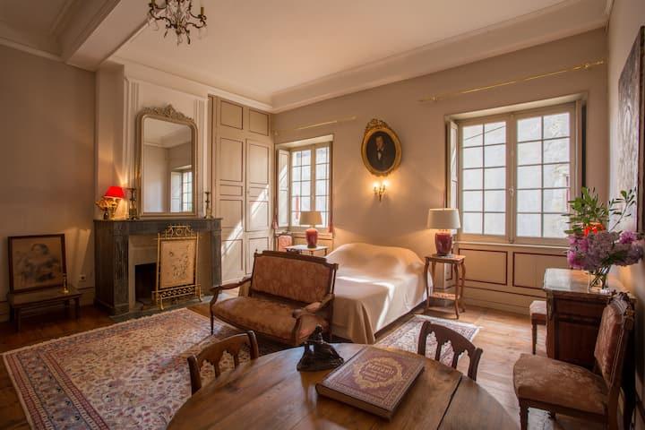 Очаровательный замок 18 века