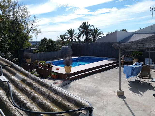 Casa Blanca Elche, 3 bedroom - Elx - House