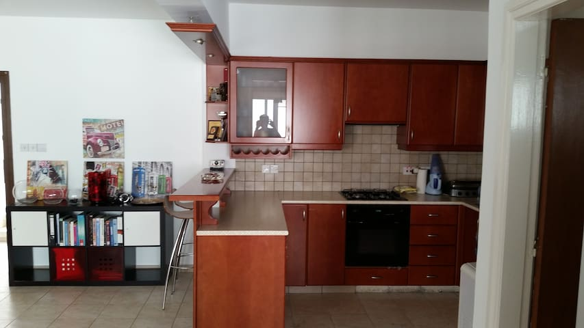 Spacious, nice flat in the center of Nicosia - Nicosia - Byt