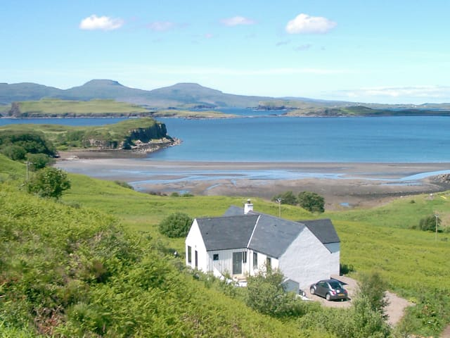 The Seashell Cottage Isle Of Skye - Carbost - Σπίτι