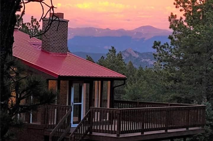 Black Mesa Mountian Home Retreat