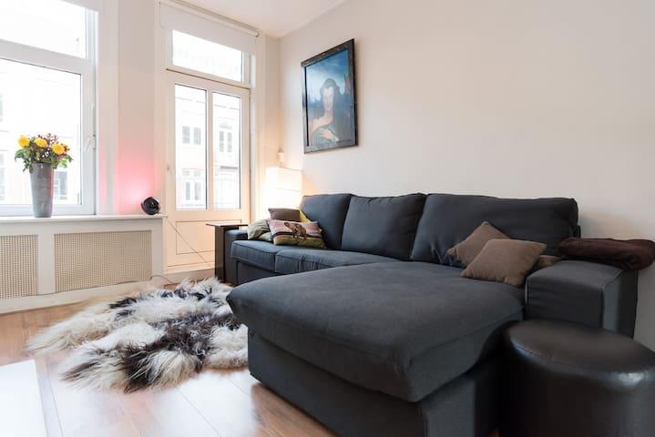 Cozy apartment @ Vondelpark
