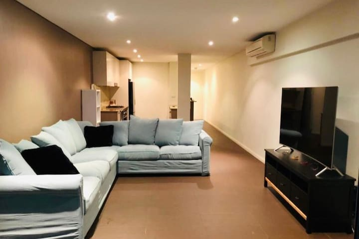 Sydney City location with your own private area :)