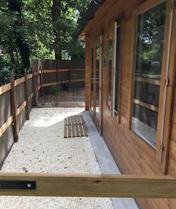 Charmant bungalow en pleine nature