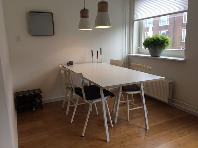 Bright and cozy apartment - Amsterdam - Byt