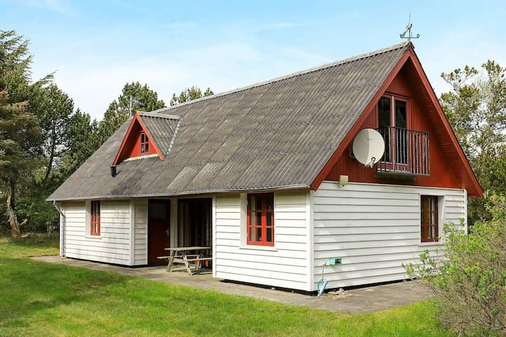 Comfortable Holiday Home in Vestervig Near the Coast
