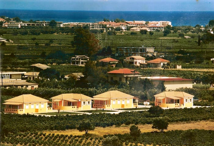 LIVOS VILLAS ZAKYNTHOS GREECE - Pigadakia - Nature lodge
