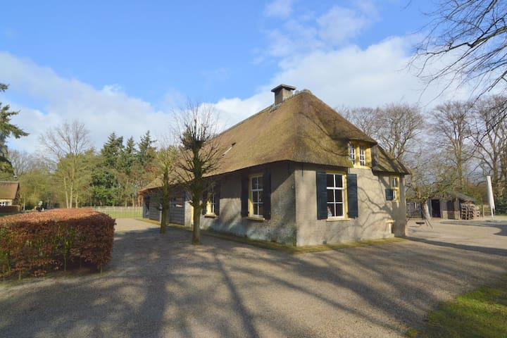 Spacious Villa near Lake in Ulvenhout