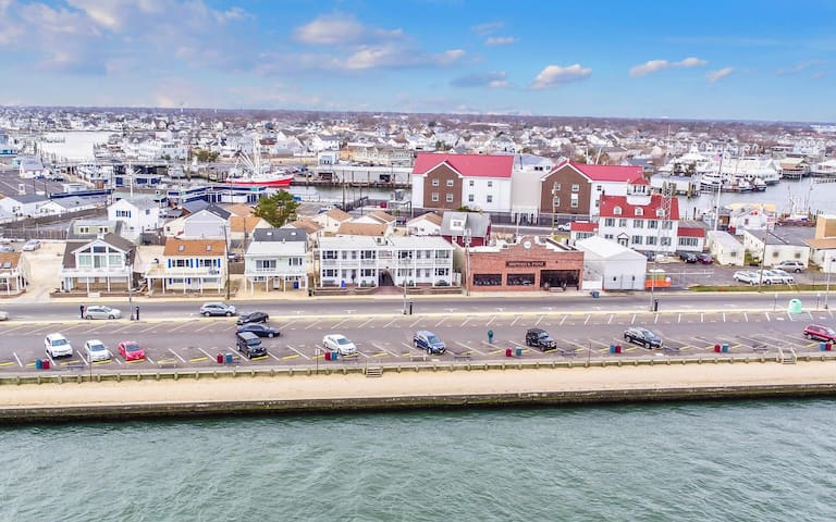 New, Clean, Furnished with Great Inlet Views2 - Point Pleasant Beach - Flat