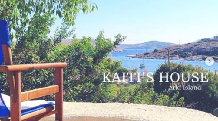 Kaiti's room 4 Arki island