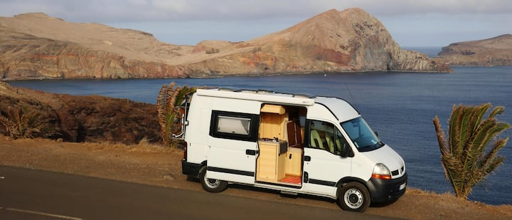 Paradise on wheels Campervan Motorhome